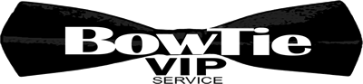 Bow Tie luxury Transport logo