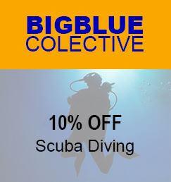 Scuba Diving – 10% OFF
