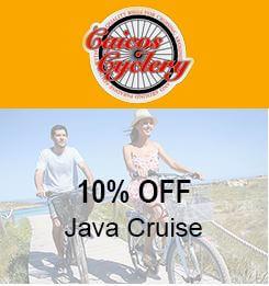 Java Cruse – 10% OFF