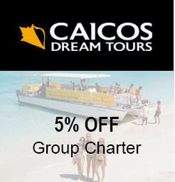 Group Charter – 5% OFF