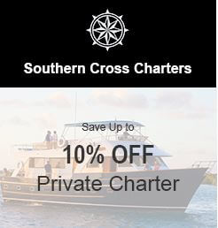 Private Charter – 10% OFF